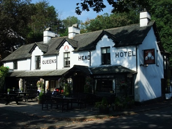 Lake District Pubs - The Queens Head