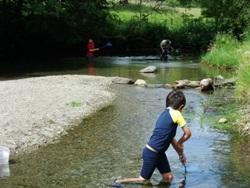 Troutbeck River Pool - Limefitt Park